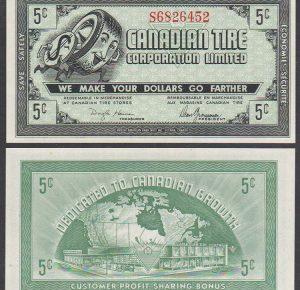 CTC 9-A1 - S6826452 - UNC - Large serifs