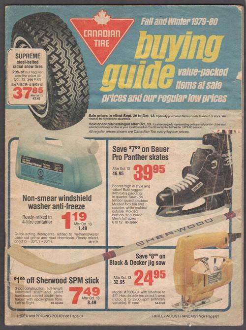 1979-80 Fall & Winter Buying Guide