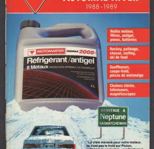 1988-89 Fall and Winter