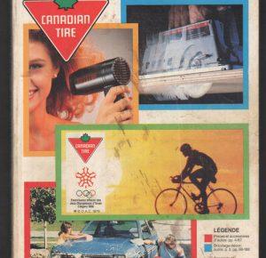 1987 Catalogue