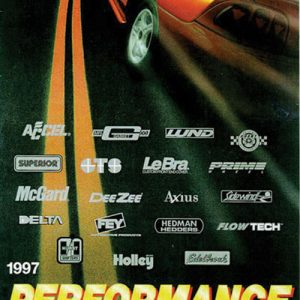 1997 Automotive Specialty
