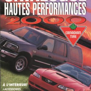 2000 Auto Specialty Catalogue