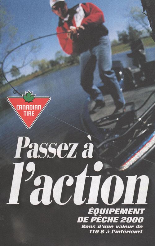 2000 Fishing Catalogue