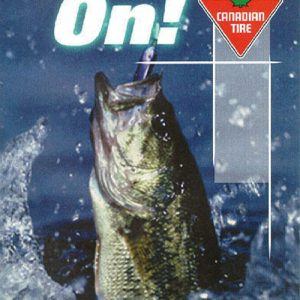 2001 Fishing Catalogue
