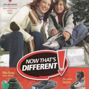 2005 Christmas Now that's Different Catalogue