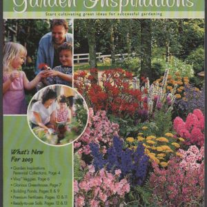 2003 Garden