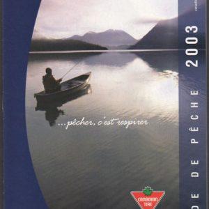 2003 Fishing Guide