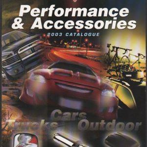 2003 Auto Specialty