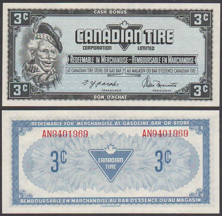 CTC S4-A - AN9401969 - UNC