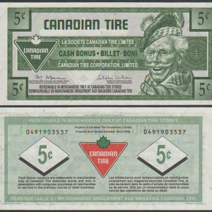 CTC S31-B12  -  UNC - Front ink offset