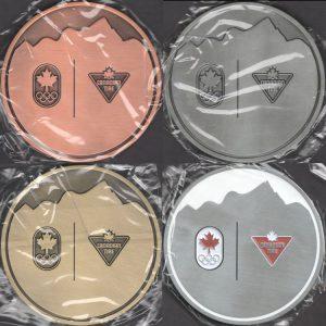 CTC coasters