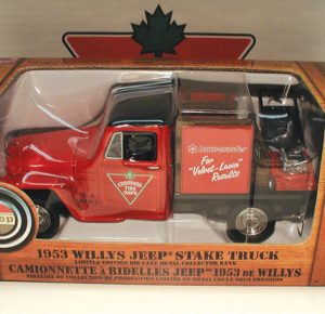 TR2-4R 1953 Jeep Willys Stake Truck