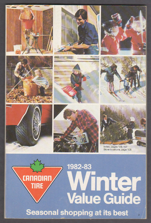 1982-83 Winter Value Guide