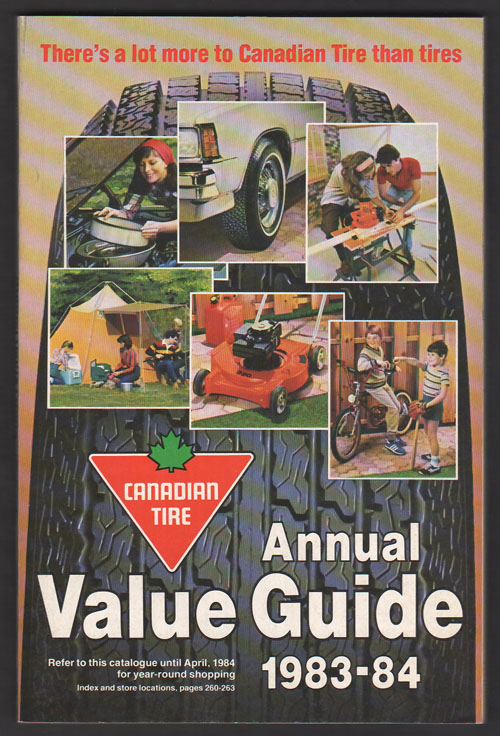 1983-84 Annual Value Guide