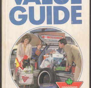 1984 Annual Value Guide