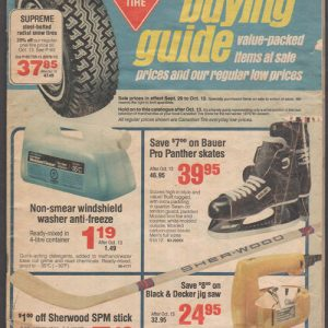 1979-80 Fall & Winter Buying Guide