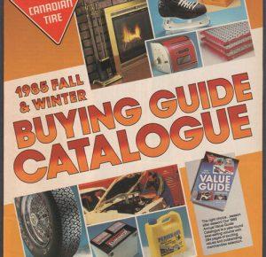 1985 Fall & Winter Buying Guide