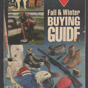 1984 Fall & Winter Buying Guide