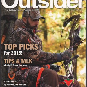 2015 The Outsider  Fall & Winter