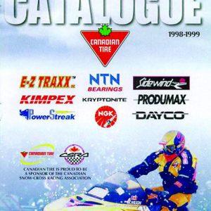 1998-89 Snowmobile