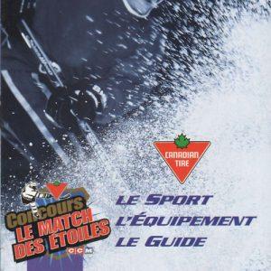 2000 Hockey Catalogue