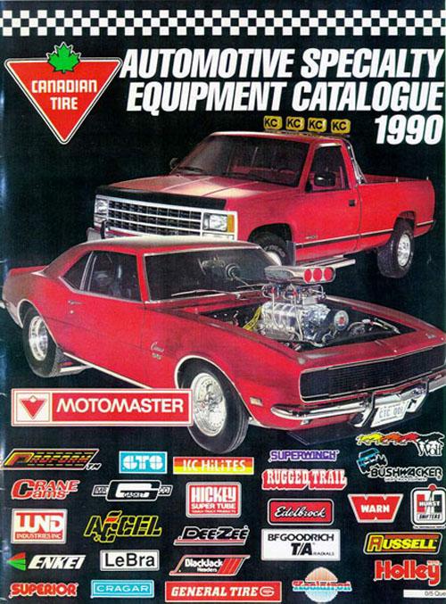 1990 Auto Speciality
