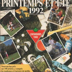 1992 Spring and Summer