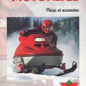 1996-97 Snowmobile