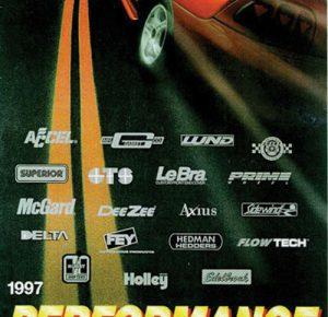 1997 Automotive Specialty