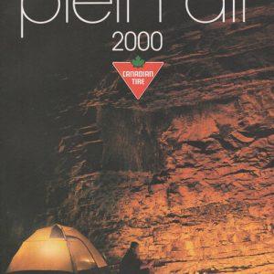 2000 Outdoor Catalogue