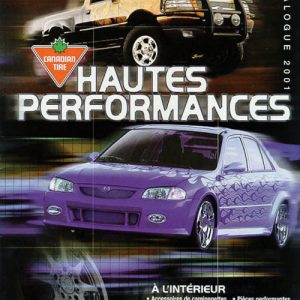 2001 Auto Specialty Catalogue