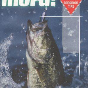 2001 Fishing Catalogue