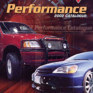 2002 Auto Specialty Catalogue
