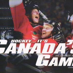 2004 Hockey