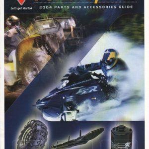 2004 Snowmobile