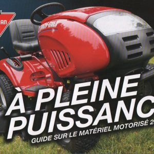 2005 Power UP Lawn Mowers Catalogue