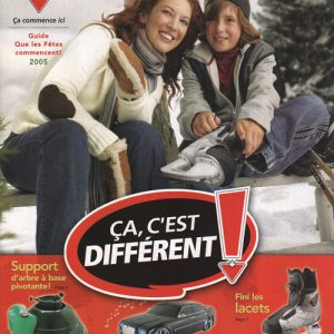 2005 Christmas Catalogue (Now that's different)