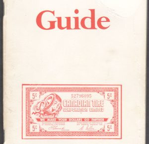 1990 Bilodeau GUIDE - 2nd edition Small Black & White
