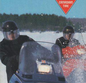 1990 Snowmobile