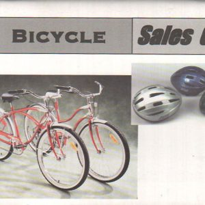 1997 Bicycle Sales Guide