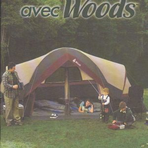 2004 Camping with Woods